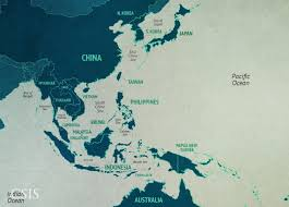 South Asia Political Map by 18 Maps That Explain Maritime Security In Asia Asia Maritime