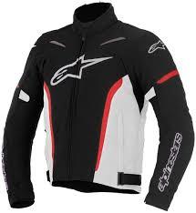 motorcycle jacket brands alpinestars tech 7 white blue red alpinestars rox textile jacket