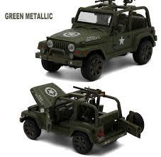 toy jeep wrangler 4 door military jeep model toy u2013 us gearlaunch