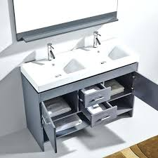 bathroom vanity and cabinet sets bathroom vanities and cabinet set inch grey double sink bathroom