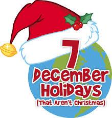 7 december holidays that aren t woo jr activities