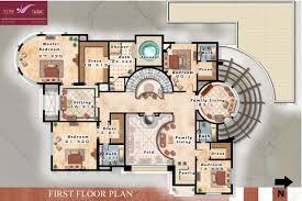 plan villa modeling and presentations by shireen mohamed at coroflot com