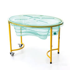 sand and water table with lid weplay clear sand and water table activity kits
