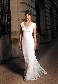 simple wedding dresses uk lace v neck mermaid simple wedding dresses whiteazalea