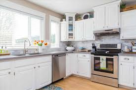 best ideas for best taupe and white kitchen cabinets design ideas