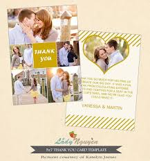 32 best wedding thank you templates images on wedding