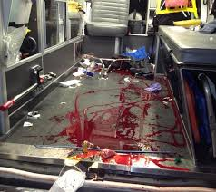 Ambulance Driver Meme - paramedic reveals heartbreaking pictures showing bloody ambulance