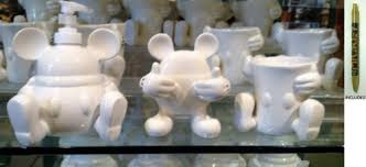 Mickey Bathroom Accessories by Mickey Bathroom Decor