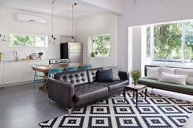 urban modern interior design modest urban apartment in tel aviv will get a contemporary makeover