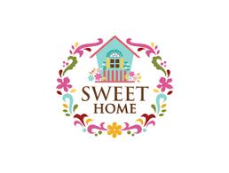 sweet home logo design 48hourslogo com