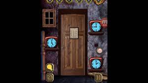100 door escape scary home walkthroughs 100 door escape scary house level 13 youtube
