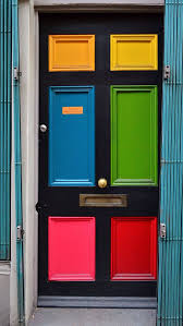 Exterior Door Colors Entry Doors That Make A Strong Impression