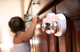 kitchen cupboard door child locks a guide to childproofing your home health essentials from