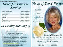 cheap funeral programs beautiful funeral memorial card template free template 2018free