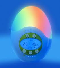 thermomètre chambre bébé les stations bien être pour la chambre de bébé ma veilleuse bebe mvb