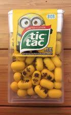 minion tic tacs where to buy minions tic tacs candy despicable me banana flavored 1oz stuart