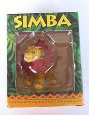 collectible walt disney simba nala the king