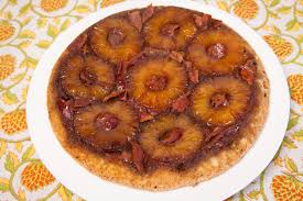 pineapple bacon upside down cake recipe bakepedia