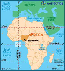 nigeria physical map nigeria map geography of nigeria map of nigeria worldatlas