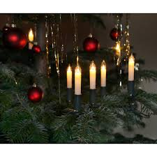 candle tree lights trading