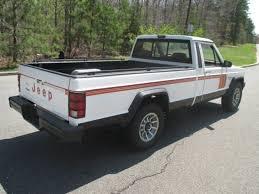 1986 jeep comanche lifted rust free 2wd 1986 jeep comanche xls