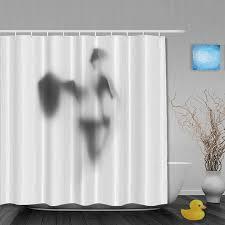Shower Curtains Bathroom Shower Curtains Shadow Shower Curtain