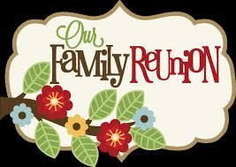 family reunion border clip clip library