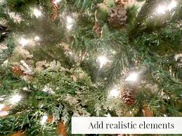 get the most out of a cheap christmas tree a designer at home