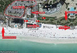 Where Is Destin Florida On The Map Find Your Perfect Beach In Destin Florida The Good Life Destin