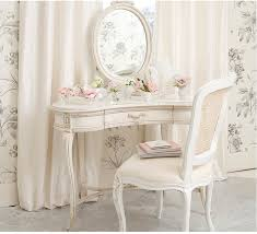 delphine french shabby chic dressing table white dressing tables