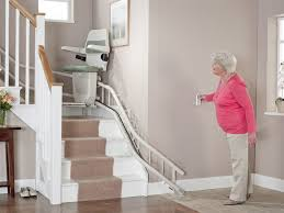 Temporary Chair Lift For Stairs Smart Motorized Stair Lift System Invisibleinkradio Home Decor