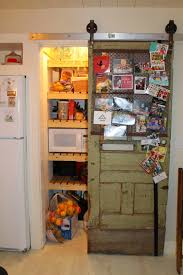 remodelaholic sliding barn door pantry makeover with wood slat