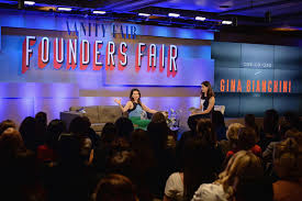 Bethany Mclean Vanity Fair Bethany Mclean Gina Bianchini Photos Vanity Fair U0027s Founders Fair