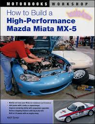 mazda shop service manuals at books4cars com