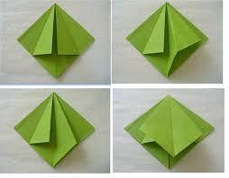 diy christmas crafts origami christmas trees bead u0026cord