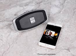 altec lansing home theater 5 1 altec lansing porta portable bluetooth speaker black imw279 blk