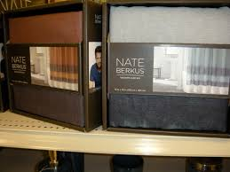 curtains nate berkus curtains decor inside nate berkus and