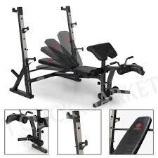 weider ultimate body works at home gym equipment workout bench