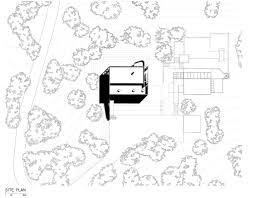 House Plans With A View To The Rear Shamberg House U2013 Richard Meier U0026 Partners Architects