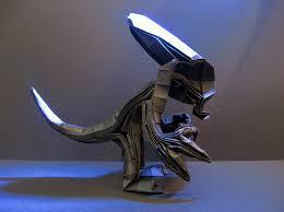 origami alien xenomorph tutorial tim rickman youtube in how to