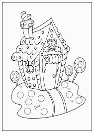 twas the night before christmas printable coloring pages 291538