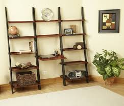 Bookcase Ladder And Rail by Amazon Com Convenience Concepts French Country Bookshelf Ladder