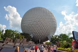 photo guide for getting to epcot