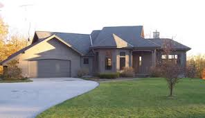 Hillside Walkout Basement House Plans Plan So Replica Houses