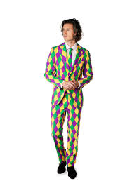 men s opposuits mardi gras suit