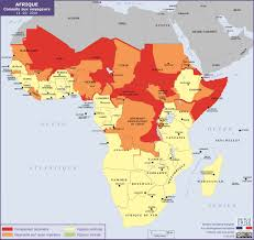Mali Africa Map by How Safe Is Africa Safety Tips U0026 Danger Map U2014 Safearound