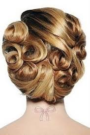 Hairstyles Pin Curls | pin up wedding hairstyles pin curls vintage hairstyle pinup up