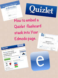 Business Letter Quizlet How To Embed A Quizlet Flashcard Stack Into Edmodo Recipe