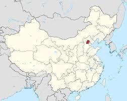 Beijing Map Geography Of Beijing Wikipedia