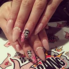 48 cool stiletto nails designs to try tips